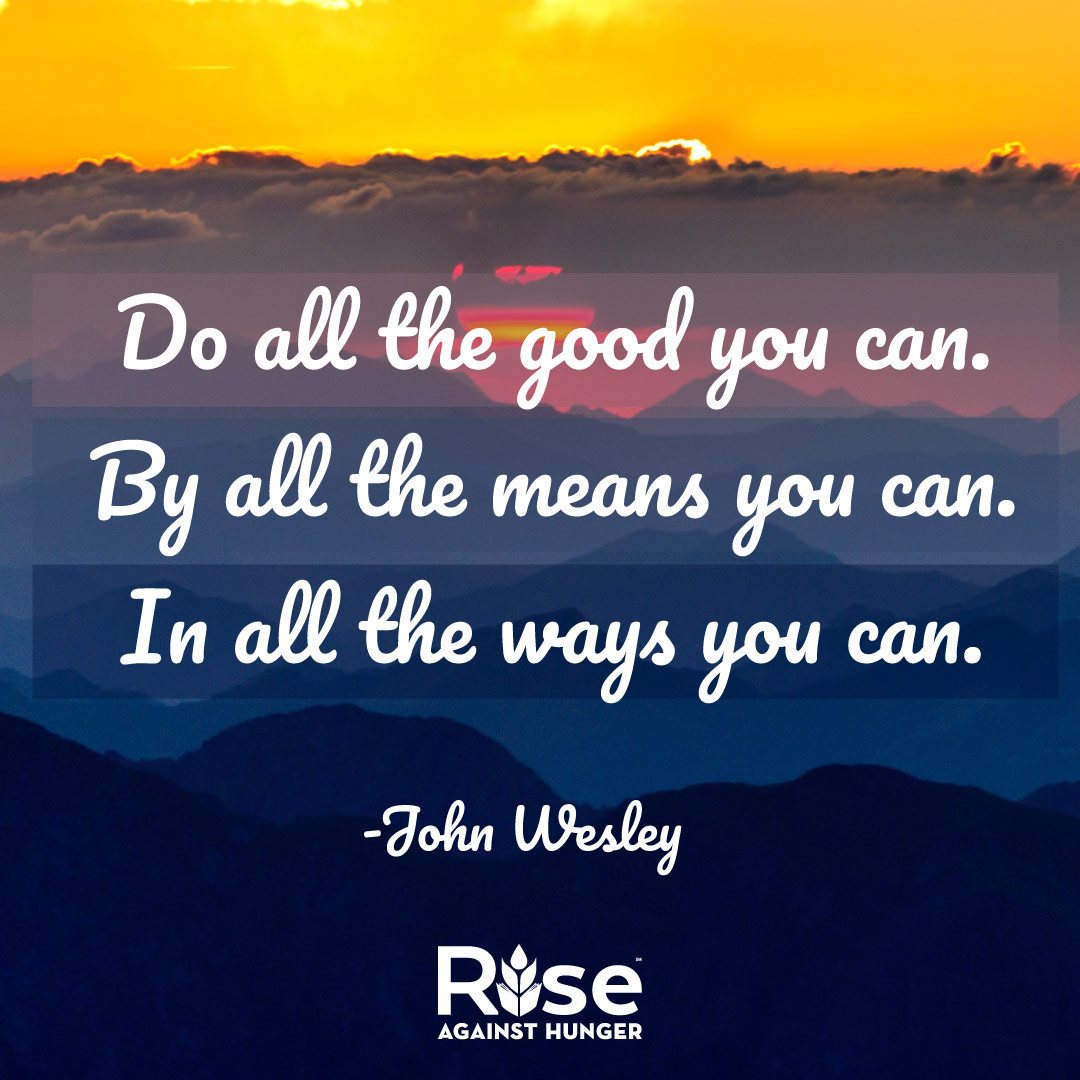 John Wesley You Can Quote